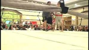 Hawaii Fight League 4: Ivan Jennings VS. Chad Pavao - YouTube