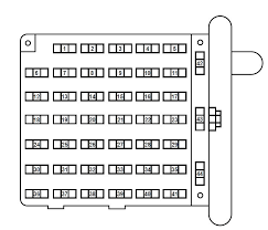 ford e series e 150 2008 fuse box diagram auto genius ford e series e 150 fuse box passenger compartment