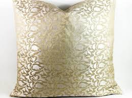 Etsy Throw Pillows Pillows Elegant Gold Throw Pillows With Silver Throw Pillow Etsy
