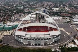 Wembley Stadium London - Hollandia