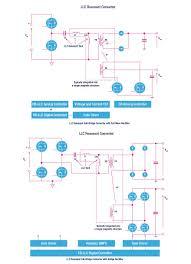 llc resonant converter half bridge circuit diagram