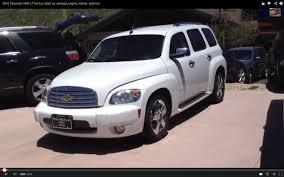 2010 Chevrolet HHR LT full tour (start up, exhaust, engine ...