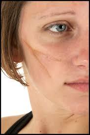 diy scar makeup