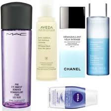 the best eye make up removers