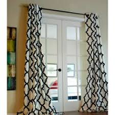 Brilliant Black And White Curtains Google With Inspiration Decorating