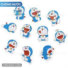 Sticker Doraemon Dễ Thương (Bộ Mới 2021) Kích Thước Từ 5cm Tới 8cm Bộ Hình  Dán Mèo Máy Thông Minh Decal Nhựa Chất Lượng Cao Chống Thấm Nước Hình Ảnh  Đa Dạng
