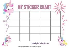 Childrens Sticker Charts Printable Printable Reward Charts My Bored Toddler