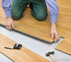 a flooring contractor installs maintains and repairs floors in homes and businesses