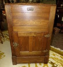 new item white clad oak icebox cabinet wine rack bar repro antique