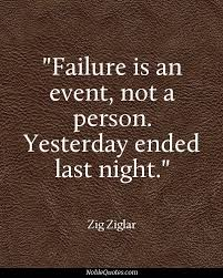 Failure Quotes on Pinterest | Mistake Quotes, Mahatma Gandhi ... via Relatably.com