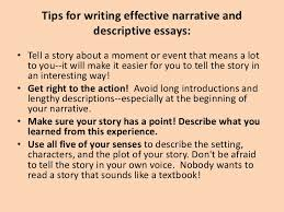 Descriptive Essay Describing A Person Descriptive Essay Describing An Object A Place Or A Person