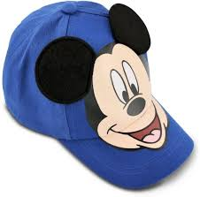 disney little boys mickey mouse cotton baseball cap blue age 4 7 souq uae