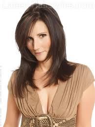 تسريحات الشعر الطويل تناسب السيدات ذوات الوجه المربع تسريحات