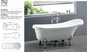 modern custom acrylic bathtub mold repair bar cleaning