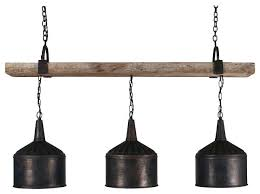 reclaimed wood chandelier 3 funnel chandelier with beam and iron brackets chandeliers reclaimed wood wine barrel reclaimed wood chandelier