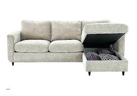 small sofa bed with storage compact sofa compact sofa bed with storage awesome esprit fabric chaise