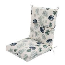 highback outdoor seat cushions