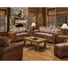 rustic leather living room sets. Deer Valley 4 Piece Living Room Set Rustic Leather Sets E