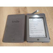 Máy đọc sách Kindle dòng cũ (4th & 5th Gen, Kindle Touch) chính hãng  750,000đ