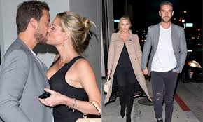 Sophie Monk treats her boyfriend Joshua Gross to a kiss after a date night  out in Los Angeles   Daily Mail Online