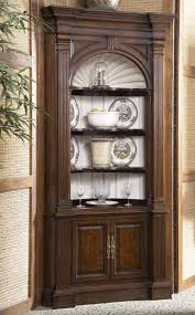 Extraordinary Corner Hutch Cabinet Cabinets  Chests Corner - Dining room corner hutch