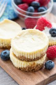 Easy Mini Cheesecakes Crazy For Crust