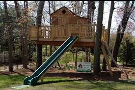 tree house ideas. Image Of: Tree House Ladder And Slide Ideas L