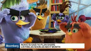 Angry Birds Set to Lay Golden Egg With $2 Billion IPO Value - Bloomberg