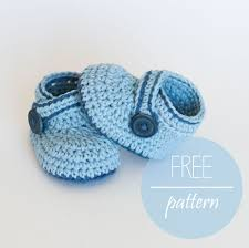 Crochet Baby Shoes Pattern Free New Inspiration