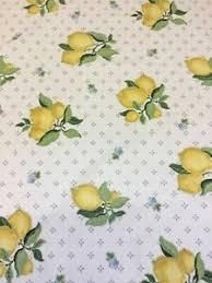"VINTAGE LAURA ASHLEY FABRIC 1 METER ""Lemon Grove"" (PER METER) | eBay"
