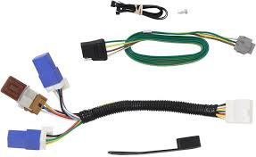 curt t connector vehicle wiring harness 4 pole flat trailer curt t connector vehicle wiring harness 4 pole flat trailer connector curt custom fit vehicle wiring c56225