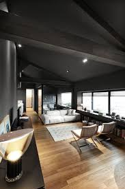 Dark ceiling designs for bedroom