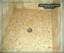 fix loose tile how to repair floor tiles grout without removing flo
