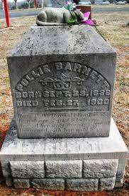 Pollie Lay Barnett (1836-1900) - Find A Grave Memorial