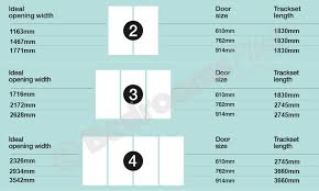 aluminium frame cappuccino glass 4 panel sliding wardrobe door