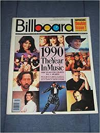 Janet Jackson L New Kids On The Block L 1990 The Year In