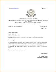 Formal Letter Format Cbse Class 7 Formal Letter On Pinterest List