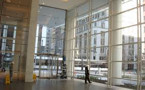 glass doors wall systems heavy