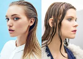 Wet Look Hair Style wet hairstyles 2017 summer you will want now hairdrome 4141 by wearticles.com