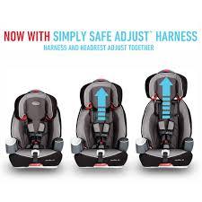 Graco-Nautilus-65-3-in-1-Multi-Use- Graco Nautilus 65 3-in-1 Multi-Use Harness Booster Car Seat, Choose