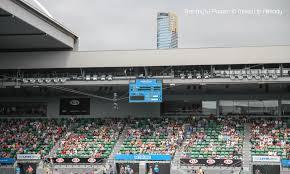 australian open roof australia trip melbourne australian open tennis rod laver