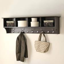 Wall Mounted Coat Rack With Shelf Walmart Wall Mounted Coat Racks Rack With Shelf Walmart Hooks Australia 4