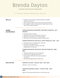 Skills To Put On Resume Examples Examples Of Skills To Put On Resume Best Resumes Example Good A For 2