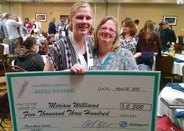 winning essay nabs boys girls clubs of central wyoming miriam williams pictured her mom won first place in the state american dream