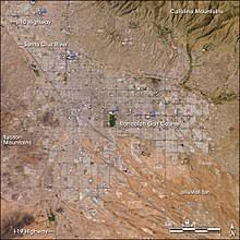Tucson Elevation Chart Tucson Arizona Wikipedia