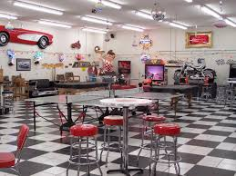 American Diner Kitchen Accessories American Diner Retro Pub Table Or Cocktail Table Sets And