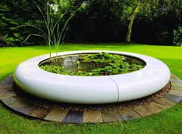 floor outdoor fountains. Garden Fountain Outdoor Fountains Modern Design Circle With Material Ceramic White Color Amusing Mid And Shiny Floor U