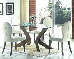 cool round dining table set for 4 round glass dining table sets for 4 round glass