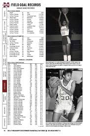 2016-17 Mississippi State Women's Basketball Media Guide by ...
