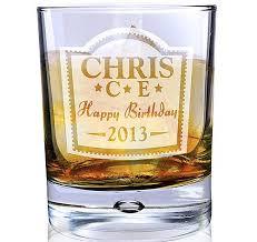personalised brandy design glass